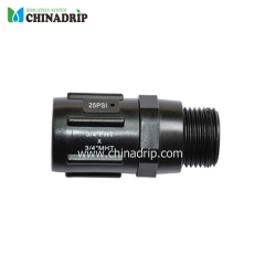 pressure reducer with hose thread 3/4