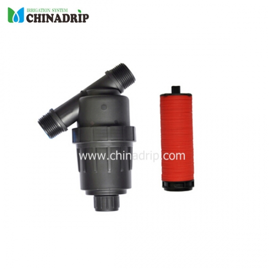 mini disc plastic water filter hose thread