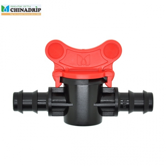 mini valve for LDPE pipe