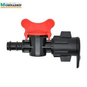 offtake mini valve from hose with screw nut