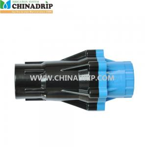 New Design China drip Pressure Regulator 1 BSP